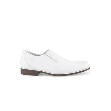 Sapato Anatomic Gel Doctor White 7723 Floater Branco