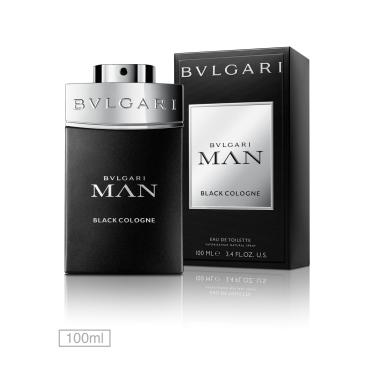 65bff4624ce Perfume Man In Black Cologne Bvlgari 100ml Bvlgari3630003 masculino