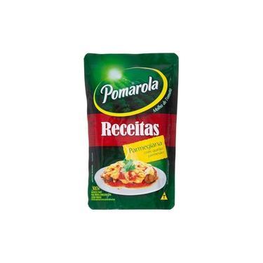 Molho De Tomate Parmegiana Pouch 300g
