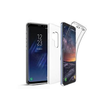 Capa Case Protege 360º Silicone e Acrílico Samsung Galaxy A6 A600