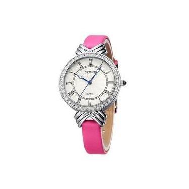 ed6d463f9c9 Relógio de Pulso Feminino Analógico Casual Walmart -