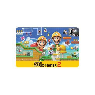 Gift Card Digital Super Mario Maker 2 para Nintendo Switch