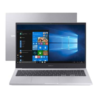 Notebook Samsung Book X40 Intel Core i5 8GB 1TB - 15,6 Placa de Vídeo