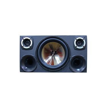 Kit Som Caixa Trio Sub Hurricane Aparelho Bluetooth Taramps