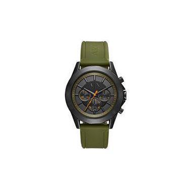 50bd1a2408d Relógio Armani Exchange Masculino Drexler - Ax2608 8pn