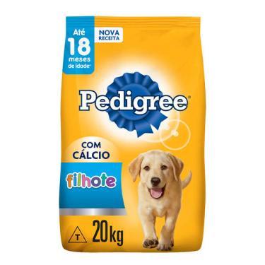 Ração Pedigree Junior para Cães Filhotes de Raças Médias e Grandes - 20 Kg