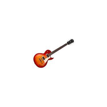 Imagem de Guitarra Cort Les Paul Cr100 Crs Cherry Red Sunburst