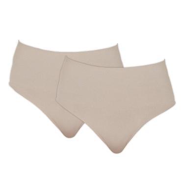 Calcinha Shapewear, Hanes, Feminino, Blush, P