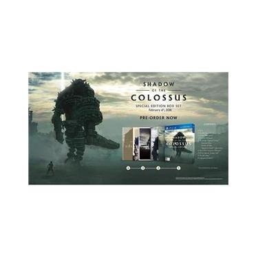 Shadow of the Colossus Special Edition - PS4