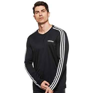 Camisa Adidas Manga Longa D2M CLM3S