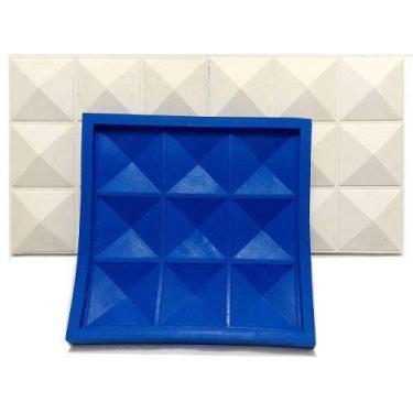 Forma Silicone 3D Oscilante