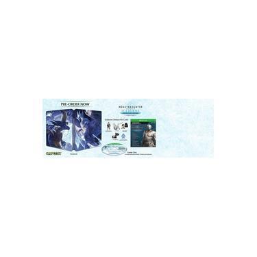 Monster Hunter World Iceborne Master Edition Deluxe - Xbox One