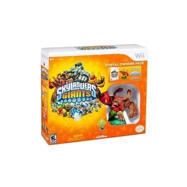 Skylanders Giants Portal Owners Pack Wii