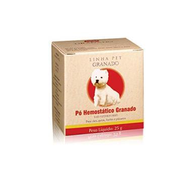 Po Hemostatico Pet 25 Gr Granado para Cães