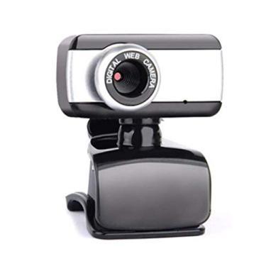 Webcam 720P Full HD com microfone, Câmera portátil para computador desktop, Webcam USB para PC