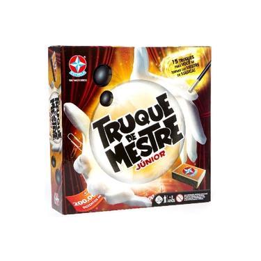 Imagem de Kit De Magicas Truque De Mestre Jr Com 15 Truques Incriveis Estrela