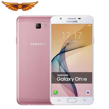 Imagem de Samsung galaxy celular original on7 2016 j7 prime g6100, 5.5 polegadas 3gb ram 32gb rom lte 4g