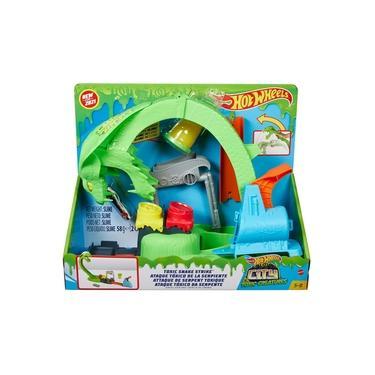 Imagem de Brinquedo Hot Wheels - Ataque Tóxico da Serpente City Mattel