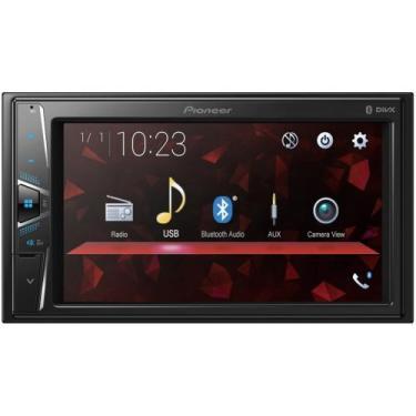 Central Multimídia Pioneer DMH-G228BT Bluetooth  - Touch 6,2 USB Auxil