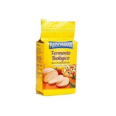 Fermento Biológico Seco Instantâneo Fleischmann 500gr