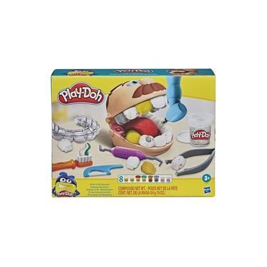 Imagem de Brincando de Dentista Play-Doh Massinha - Hasbro F1259