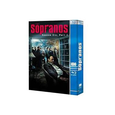 The Sopranos: Season 6 - Part 1 - Blu-Ray (Importado)