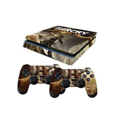 Skin PS4 Slim Far Cry Primal