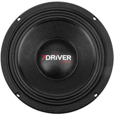 Alto Falante Seven Driver by Taramps 6 Polegadas MB 400S 4 ou 8 Ohms Alto Falante Seven Driver by Taramps 6 Polegadas MB 400S 8 Ohms