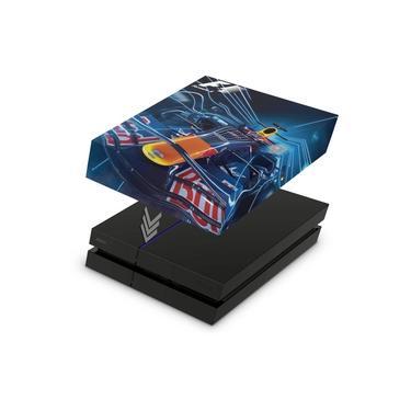 Capa Anti Poeira para PS4 Fat - Formula 1