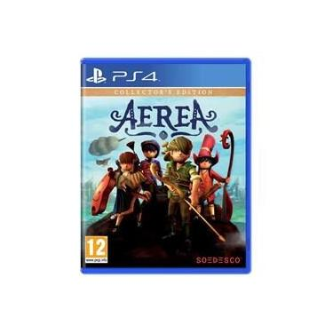 Jogo AereA (Collector`s Edition) - PS4