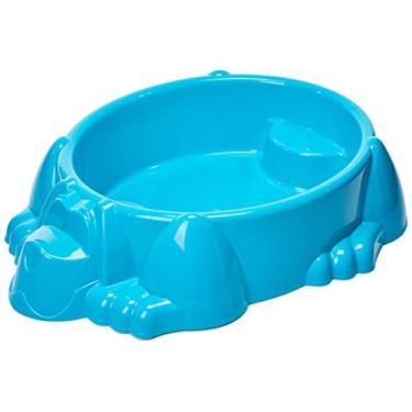Imagem de Piscina Infantil em Plástico Aquadog Tramontina Azul