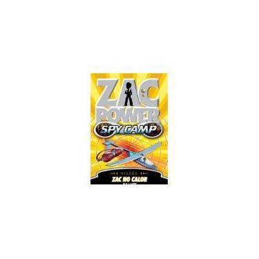 Zac Power Spy Camp - Zac No Calor - Larry, H. I. - 9788539504336