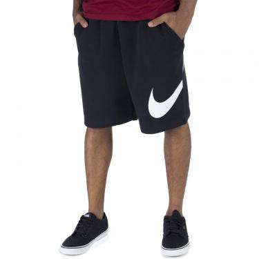 Bermuda de Moletom Nike BB GX - Masculina Nike Masculino