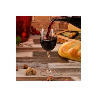 Jogo de Taças de Vinho Tinto Galileo Bormioli de Vidro com 2 Peças 385 ml