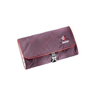 Necessaire Deuter Wash Bag 2 Robusta Com Cabide Gancho Roxa