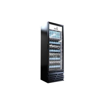 Refrigerador/Expositor Vertical VRS-16 454 Litros Imbera Preto 3 prateleiras