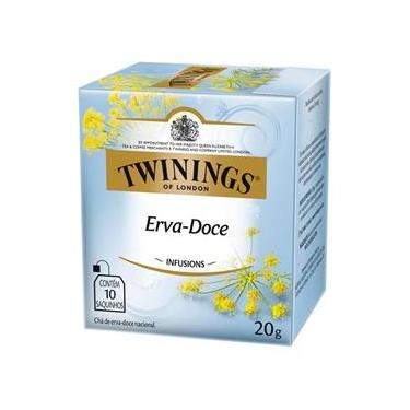 Chá Twinings Erva Doce 20g (10 Sachês)