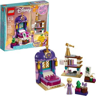Imagem de LEGO Disney Princess 6213312 Rapunzel's Bedroom 41156 Castle