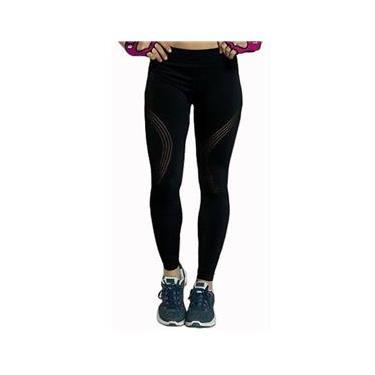 Calça legging feminina fitness ginástica academia roupa Lupo -