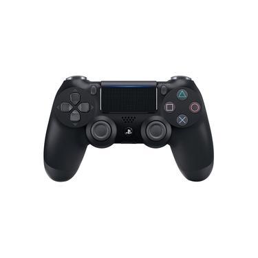 Controle sem Fio Sony PS4 DualShock 4 Jet, Preto