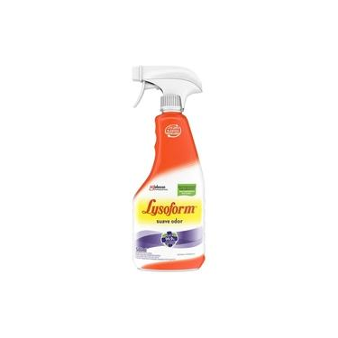 Desinfetante Lysoform Suave Odor Spray 500ml