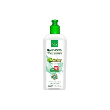 Sabonete Líquido Antibacteriano Erva Doce 300Ml