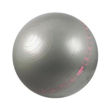 Bola Suíça LIVEUP LS3577-C com Ilustrações de Exercícios para Pilates 65 CM d16dcc65abf05