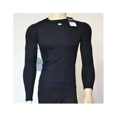Camisa Térmica Segunda Pele Kanxa - Manga Longa - Poliamida
