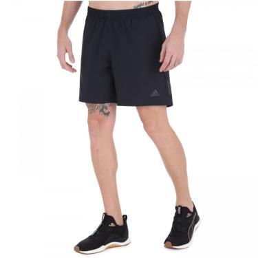 Bermuda adidas Run It - Masculina adidas Masculino