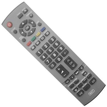 Controle Remoto MXT 01266 TV Panasonic - MOD. Antigos INTEGR