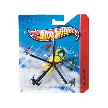 Imagem de Avião SkyBuster Hot Wheels Mattel Airblade