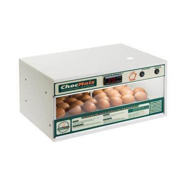 Chocadeira Automatica 48 Ovos Com Ovoscópio Chocmais 220 V