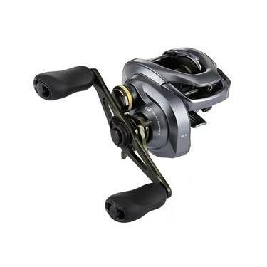 Carretilha Pesca Shimano New Curado 201 K XG 8.5:1 Esquerda