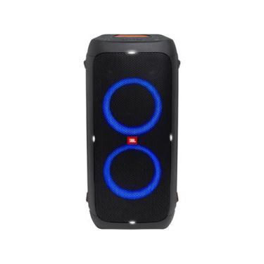 Caixa de Som JBL PartyBox 310 Bluetooth Portátil - Amplificada USB com